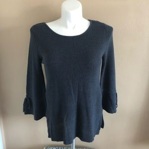 Lauren Conrad Sweater with Bell Sleeves